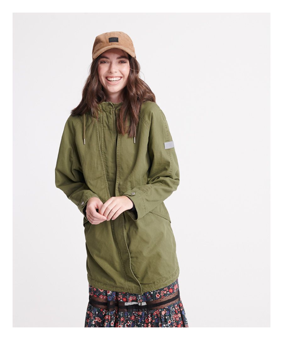Image for Superdry Adventurer Parka Coat