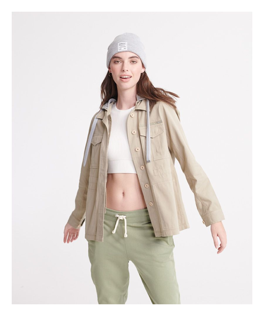 Image for Superdry Desert Shacket