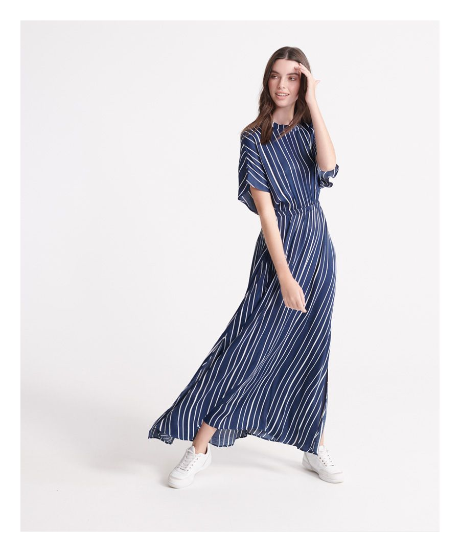 Image for Superdry Edit Maxi Dress