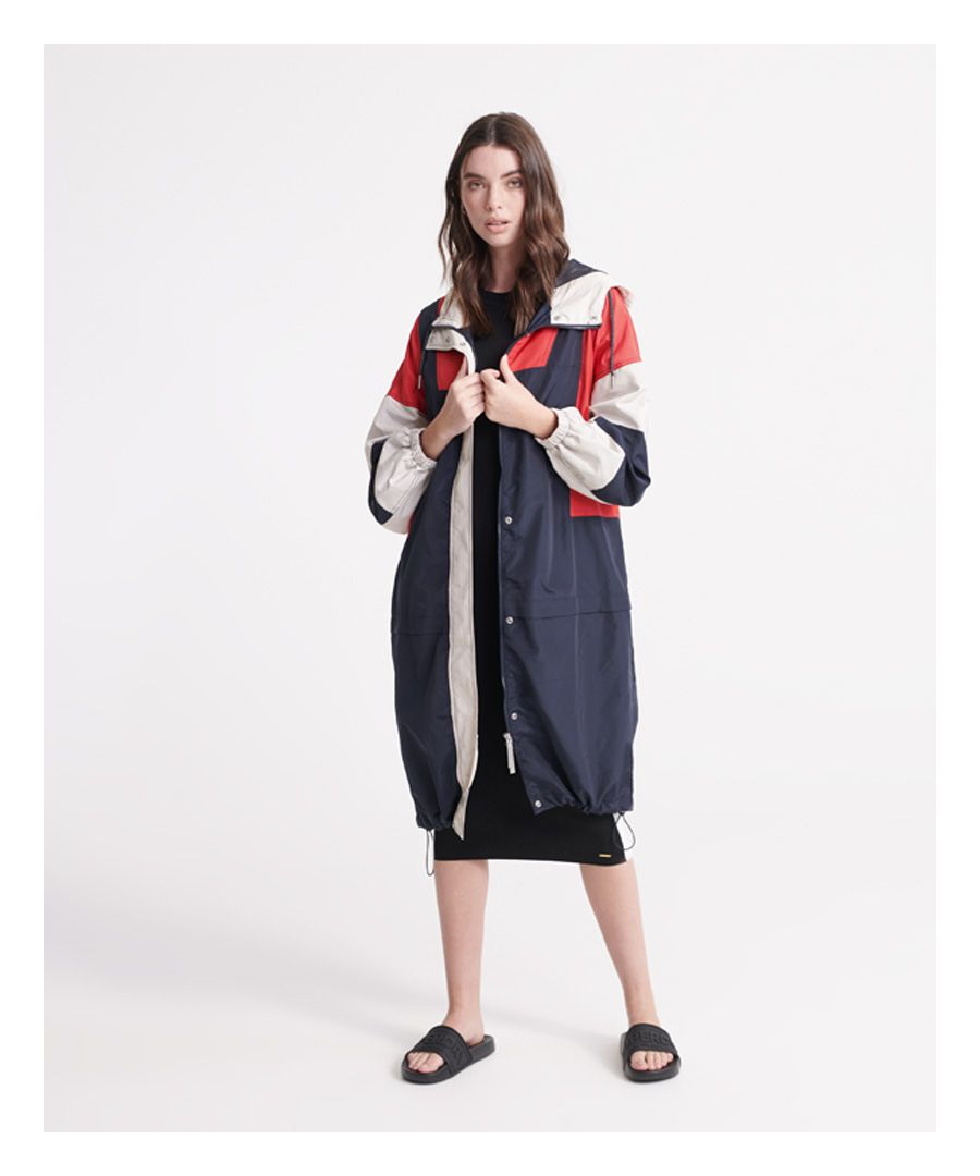Image for Superdry Edit Nautical Parka Coat