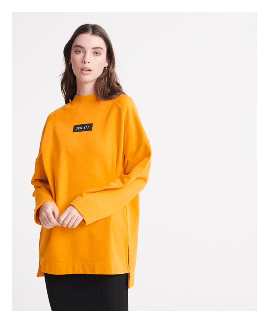 Image for Superdry Edit Oversized Sweatshirt