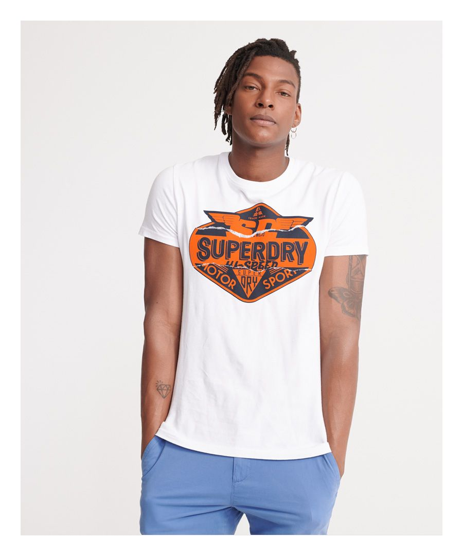 Image for Superdry Brand Language T-shirt