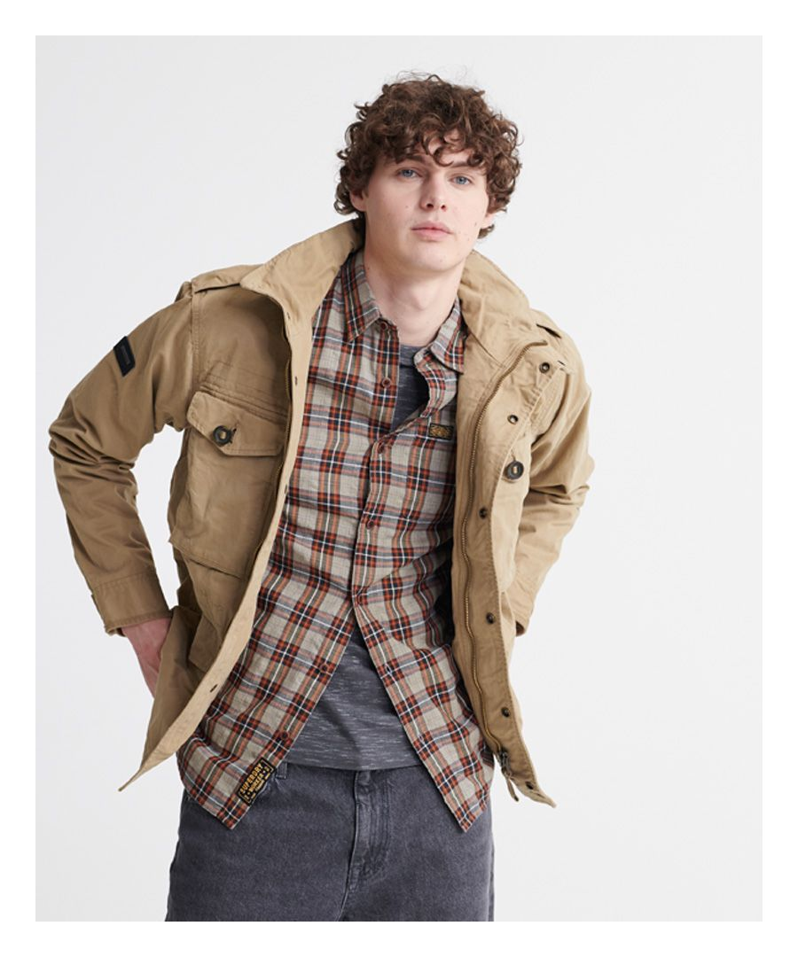 Image for Superdry Field Jacket