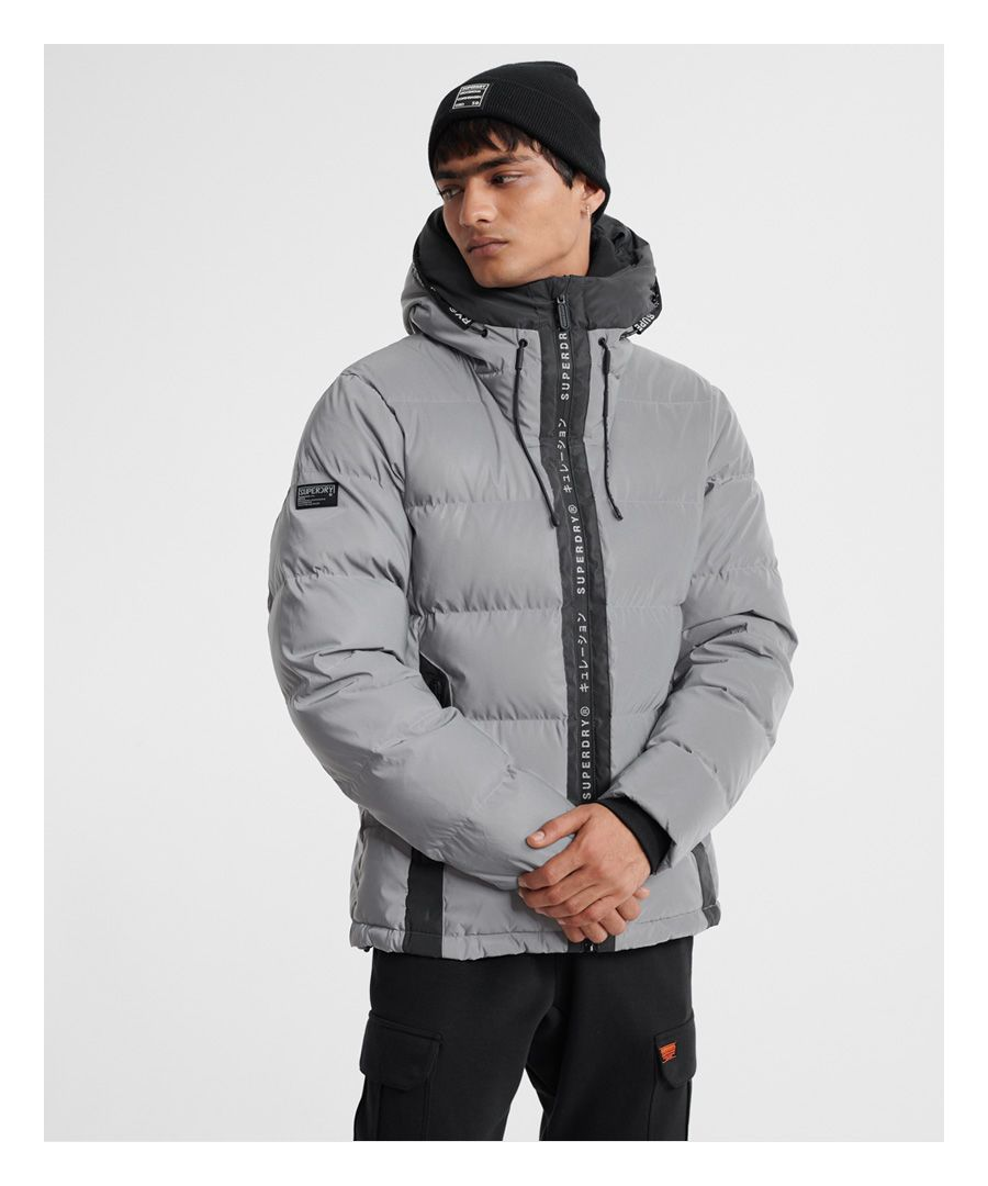Image for Superdry Reflector Padded Down Jacket