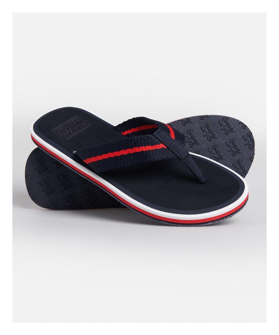 Image for Superdry Tri Colour Flip Flops