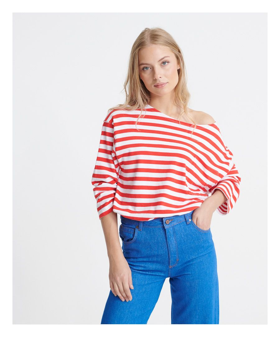 Image for Superdry Edit Cruise Top