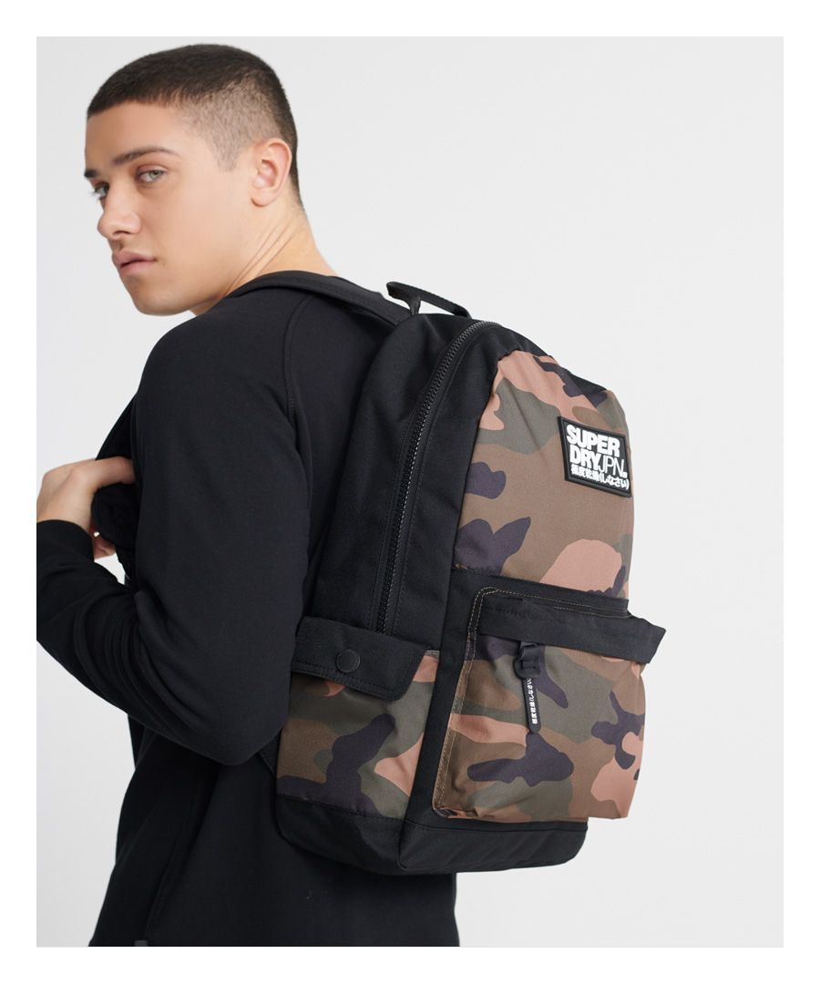 Image for Superdry Block Edition Montana Backpack