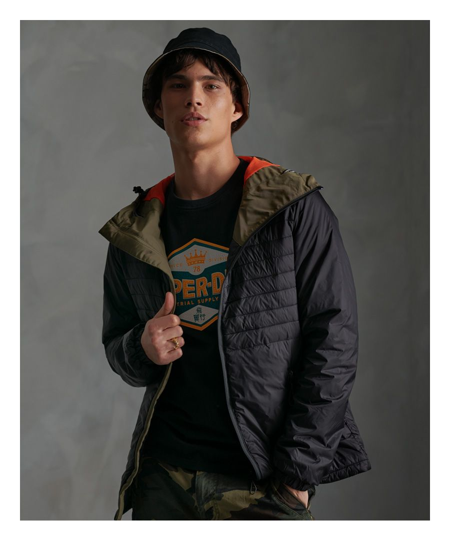 Image for Superdry Desert Alchemy Quilted Jacket