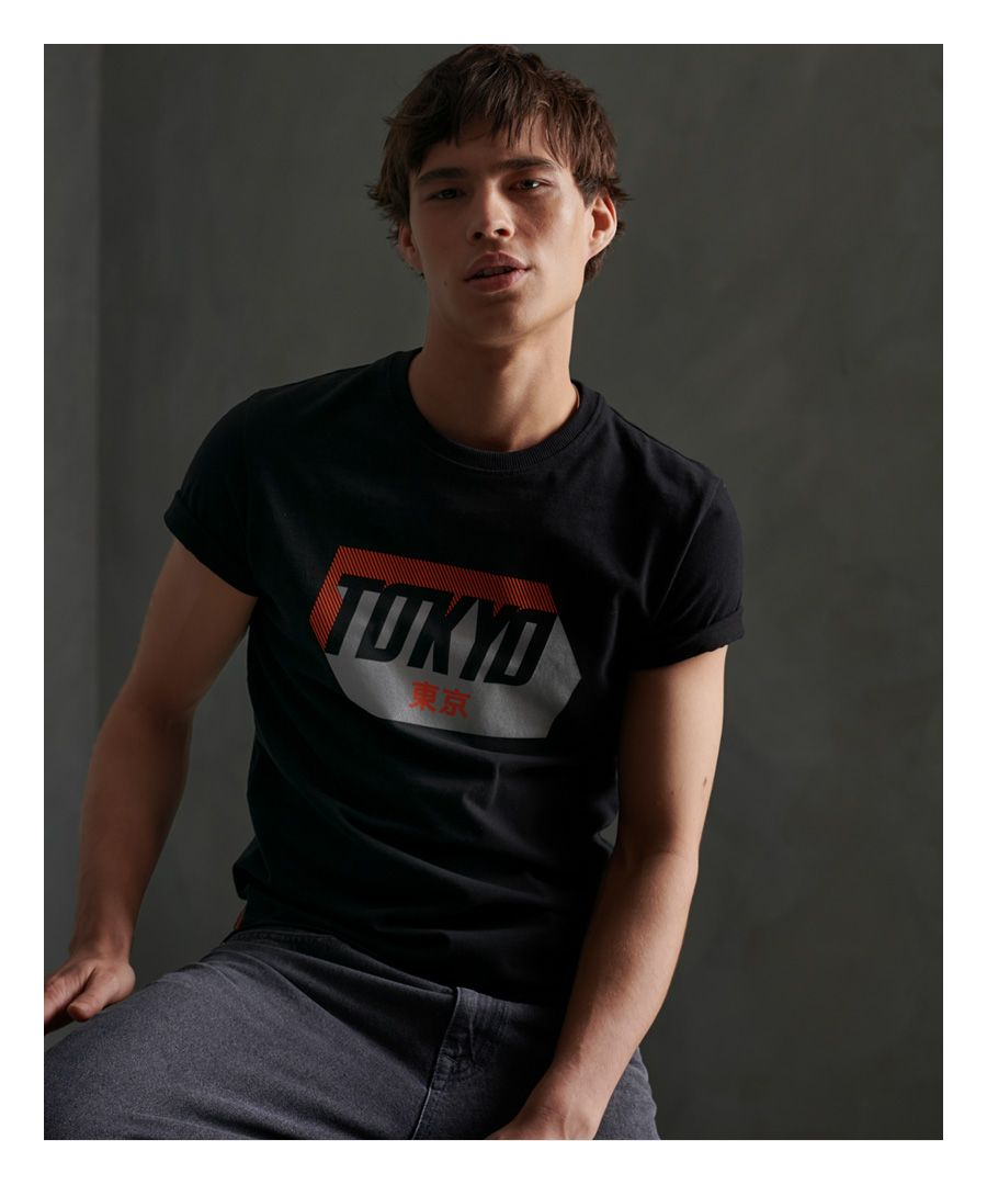 Image for Superdry City Neon T-Shirt