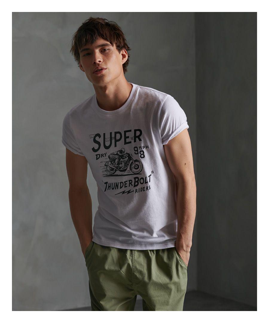 Image for Superdry Motor T-Shirt