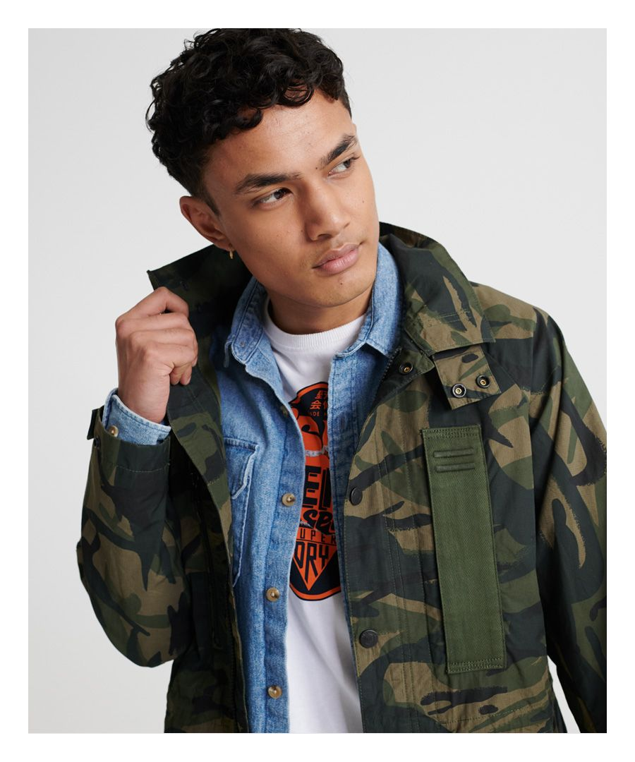 Image for Superdry Utility Field Jacket