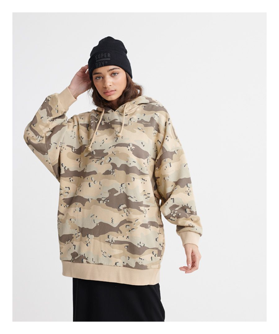 Image for Superdry Camo Hoodie