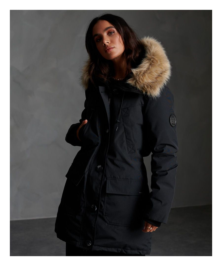 Image for Superdry Rookie Down Parka Jacket