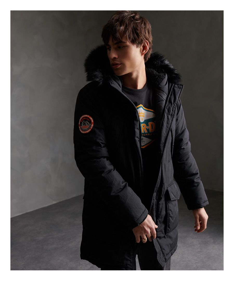 Image for Superdry Everest Parka Jacket