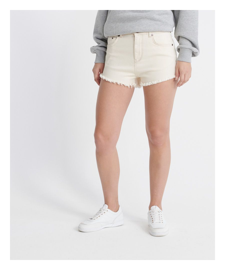 Image for Superdry Cut Off Shorts