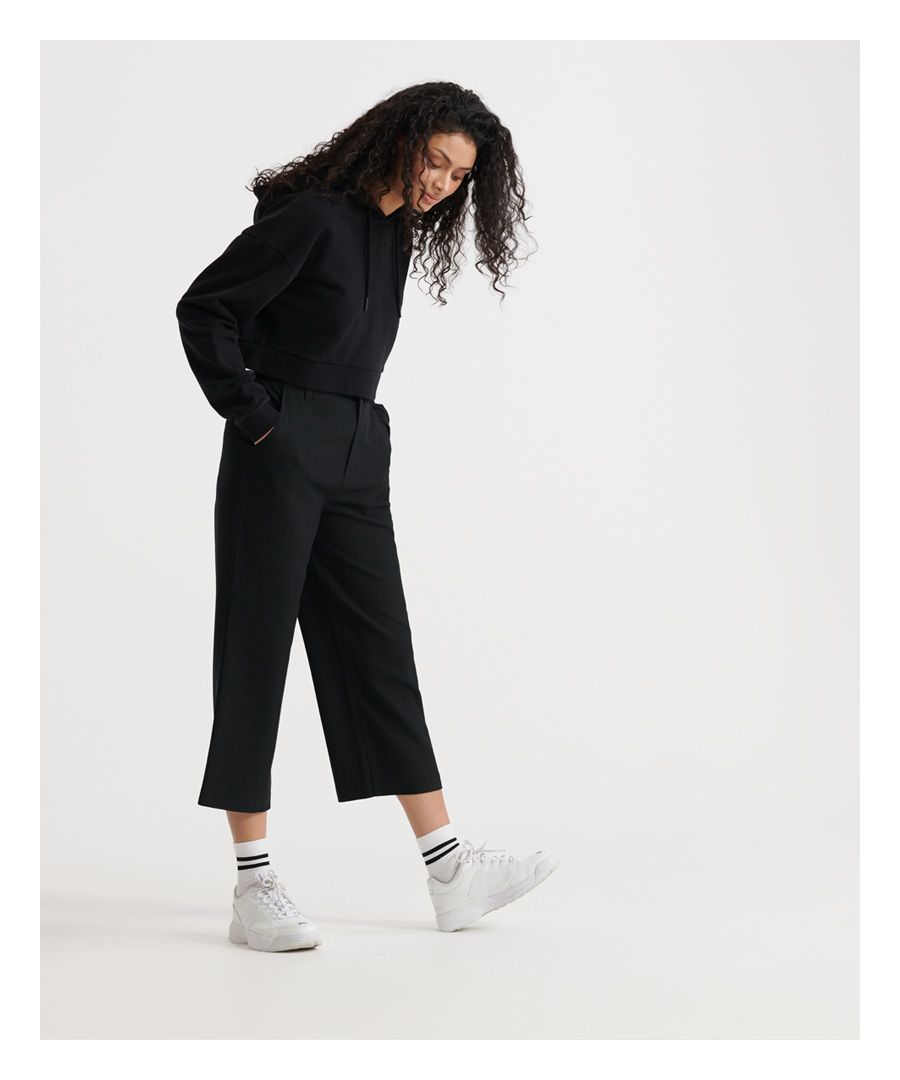 Image for Superdry Edit Wide Leg Pants