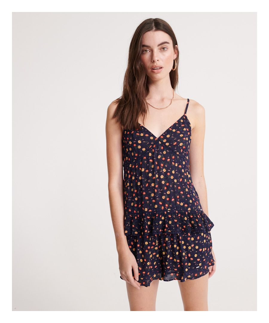 Image for Superdry Summer Lace Cami Top