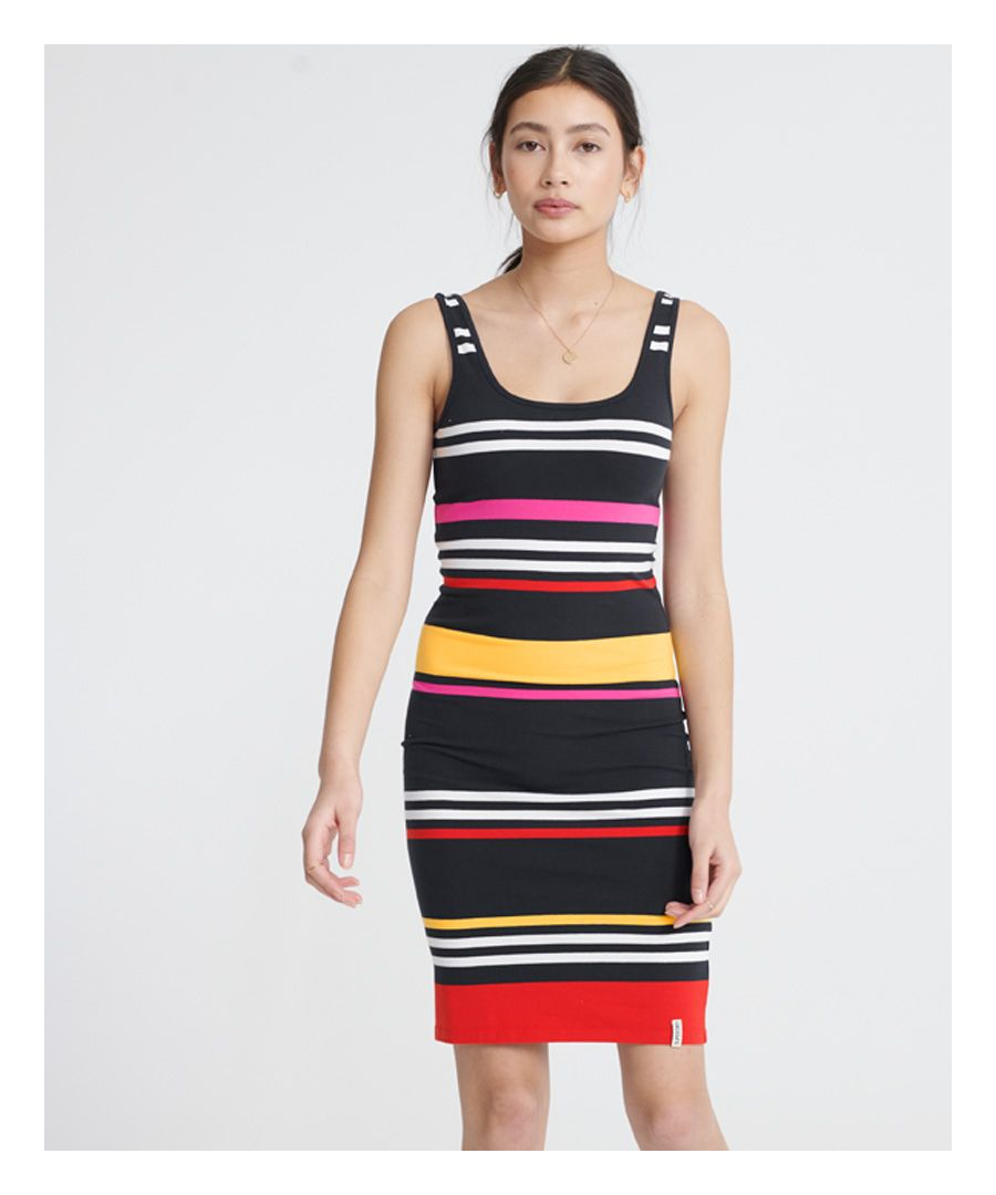 Image for Superdry Miami Bodycon Dress