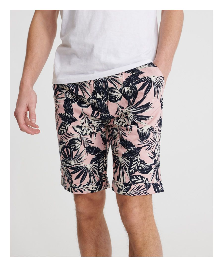 Image for Superdry Edit Pleat Chino Shorts