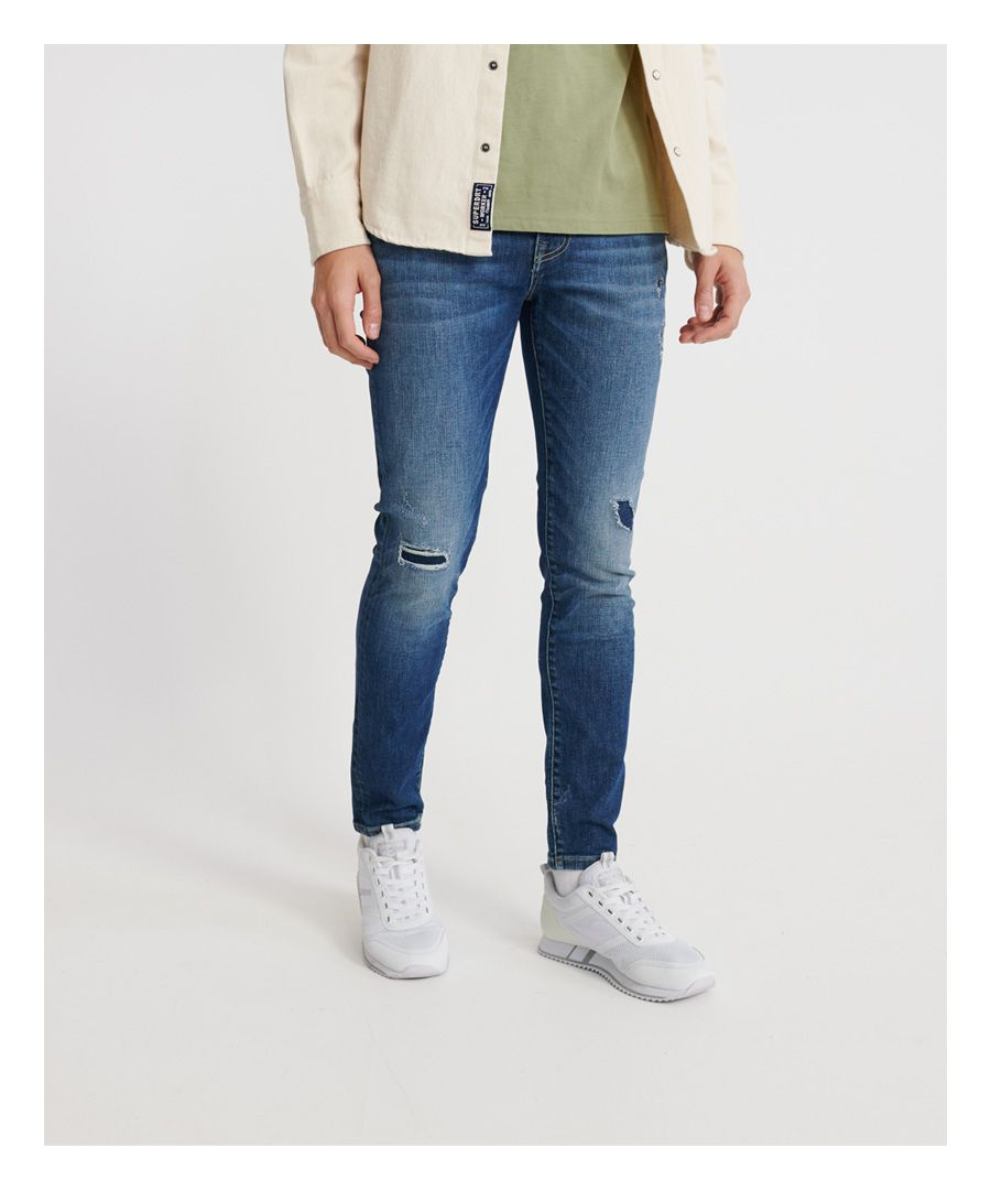 Image for Superdry 02 Travis Skinny Jeans