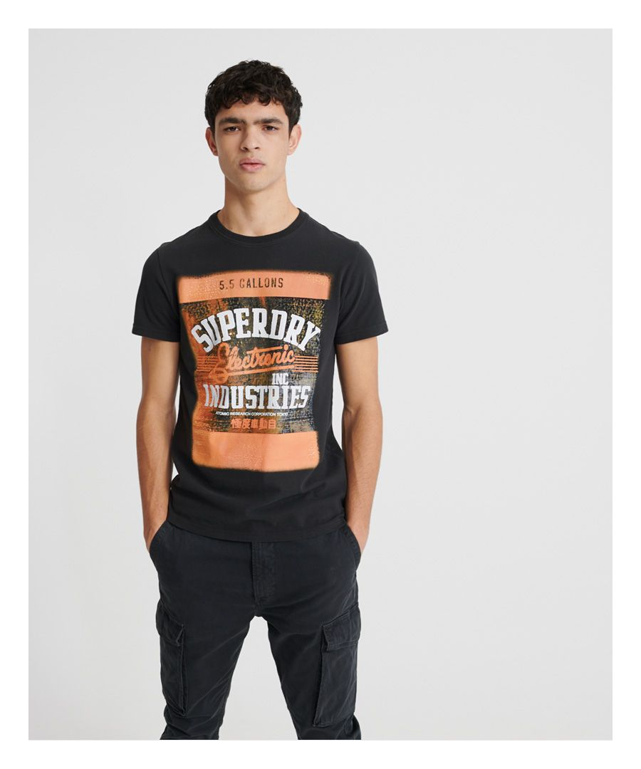 Image for Superdry Photographic Workwear T-Shirt