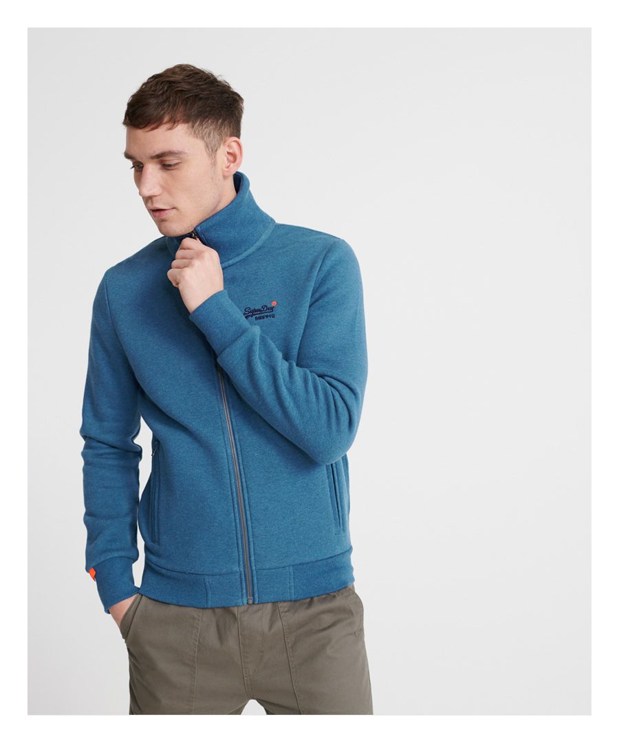 Image for Superdry Orange Label Classic Track Top