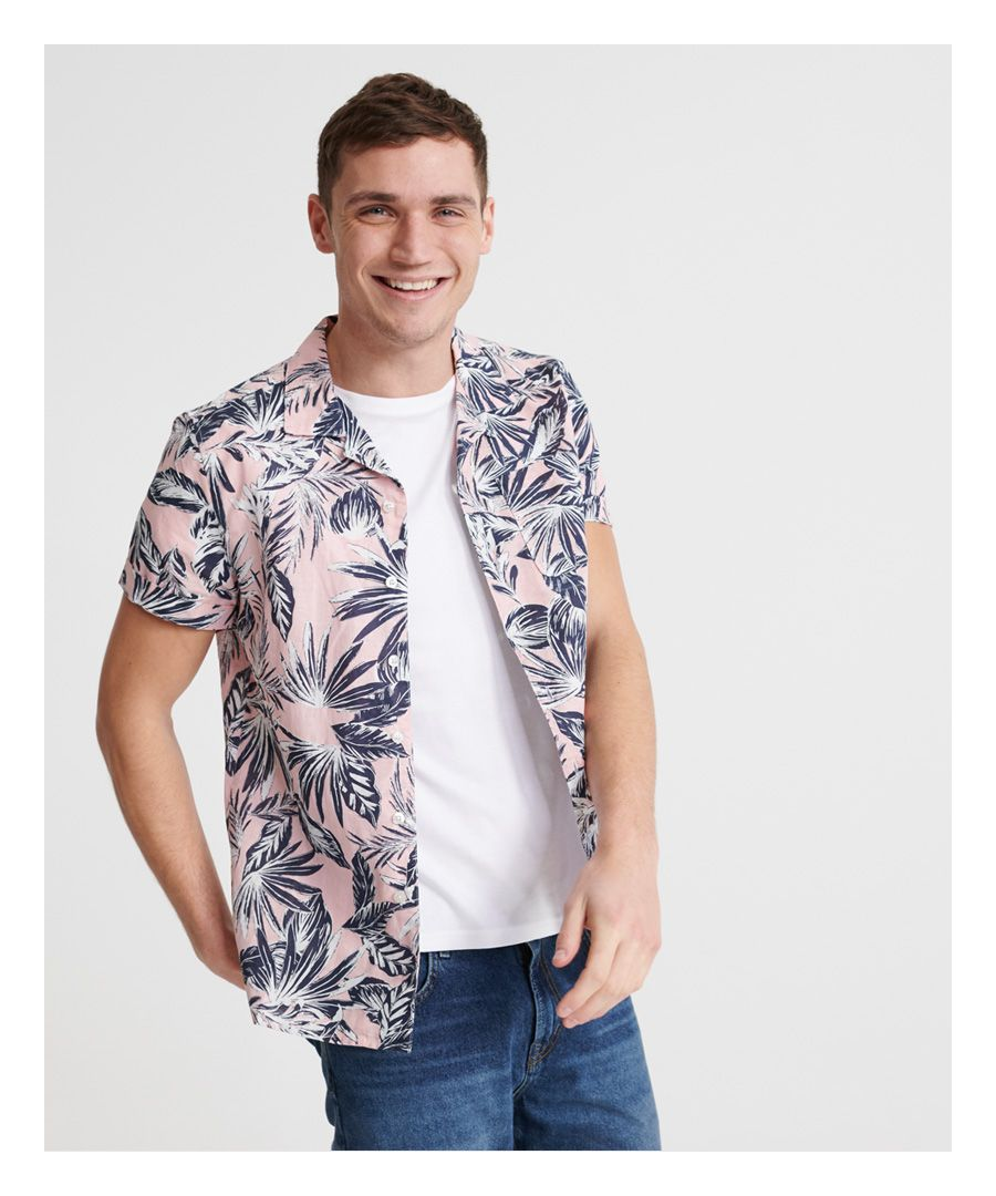 Image for Superdry Edit Cabana Short Sleeved Shirt