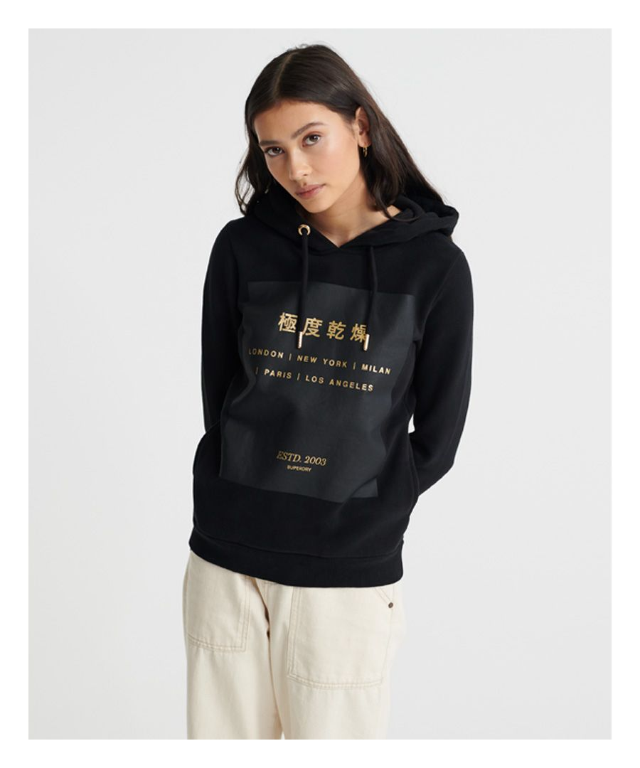 Image for Superdry EST 2003 Block Hoodie