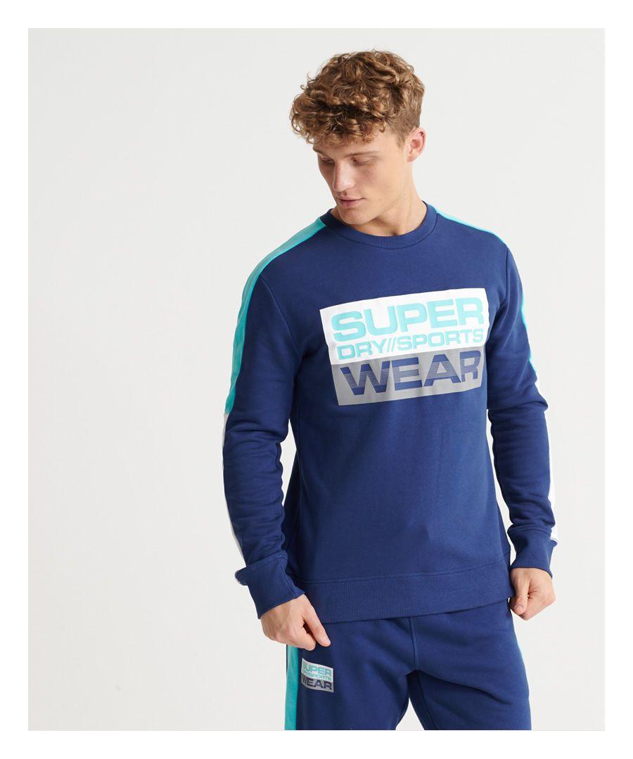 Image for Superdry Streetsport Crew Sweatshirt