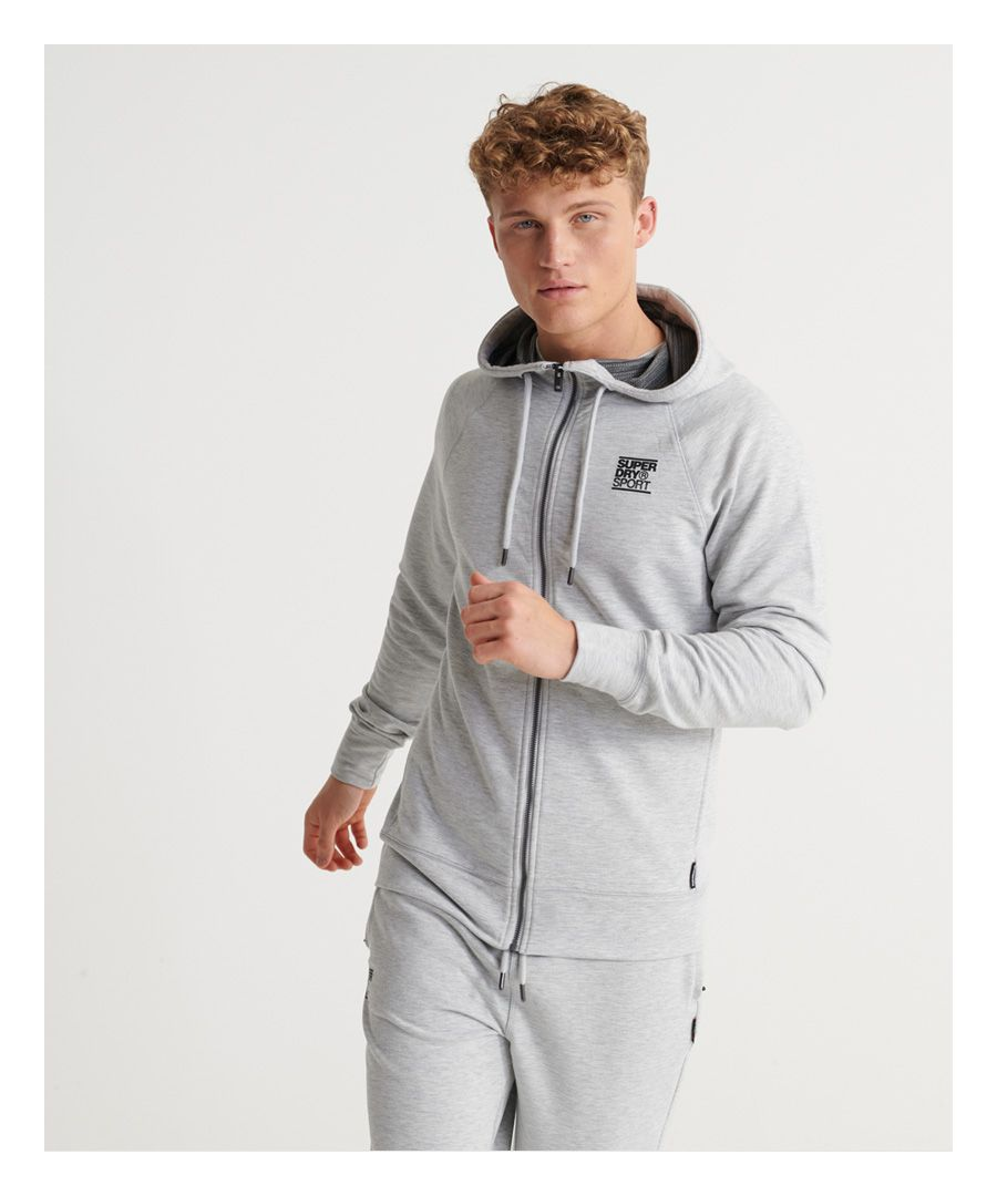 Image for Superdry Training Flex Zip Hoodie
