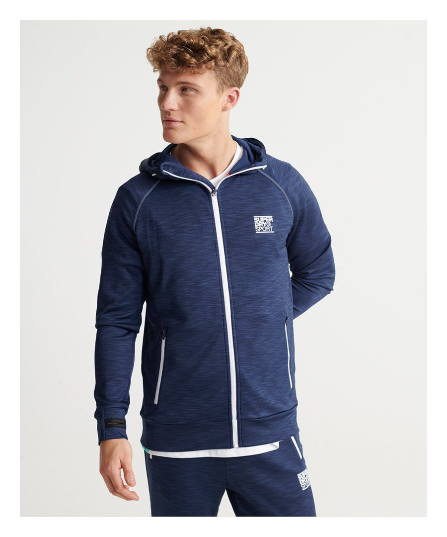Image for Superdry Training Zip Hoodie