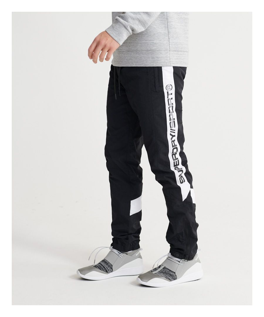 Image for Superdry Tri Track Woven Joggers