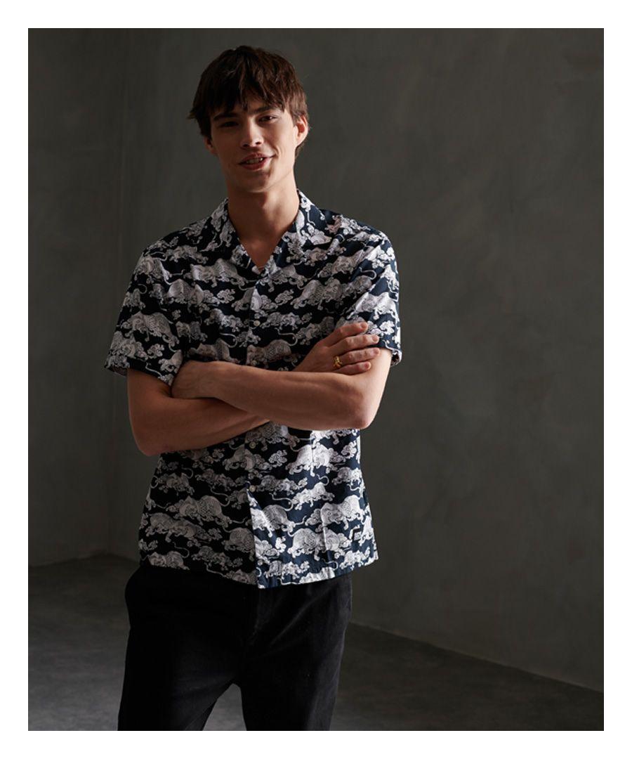 Image for Superdry Hawaiian Box Short Sleeve Shirt