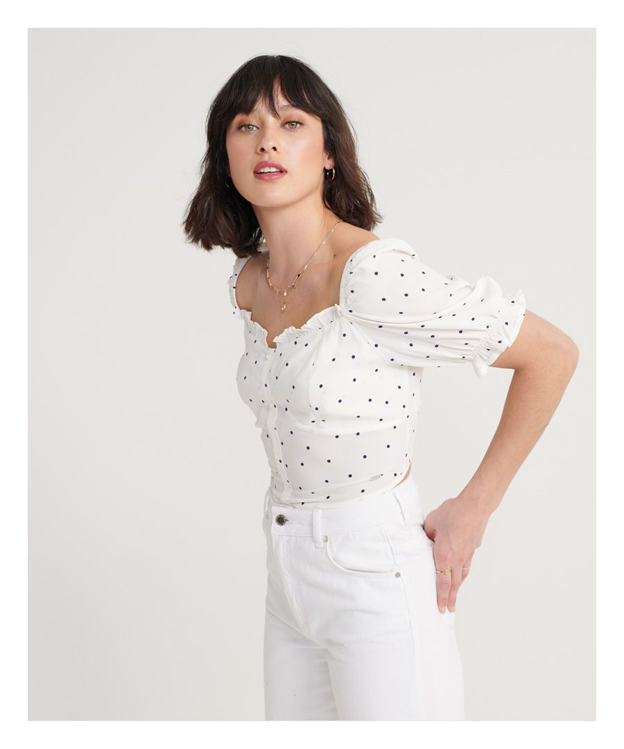 Image for Superdry Quincy Summer Top