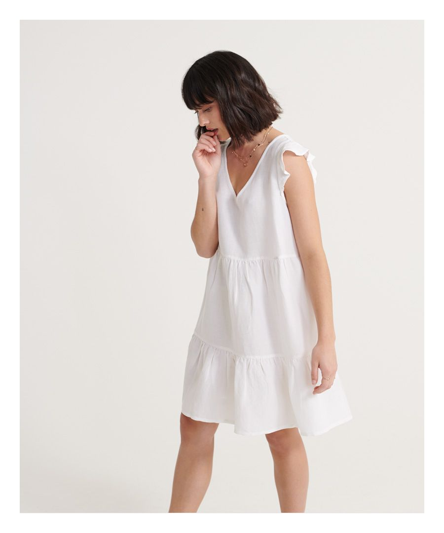 Image for Superdry Tinsley Tiered Dress