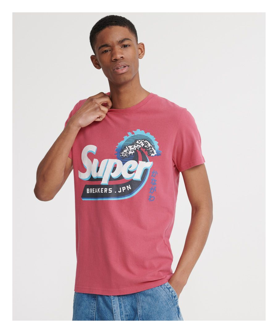 Image for Superdry Shapers 'N' Makers T-Shirt