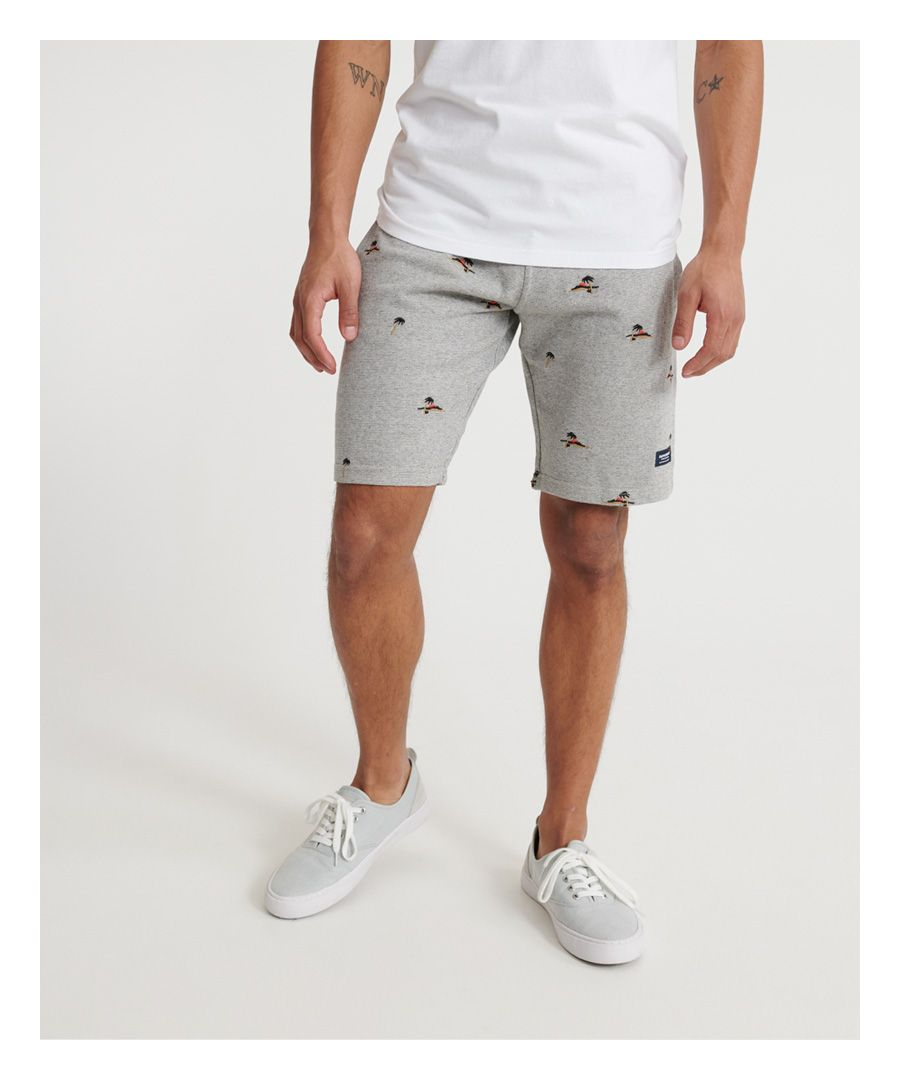 Image for Superdry All Over Print Shorts