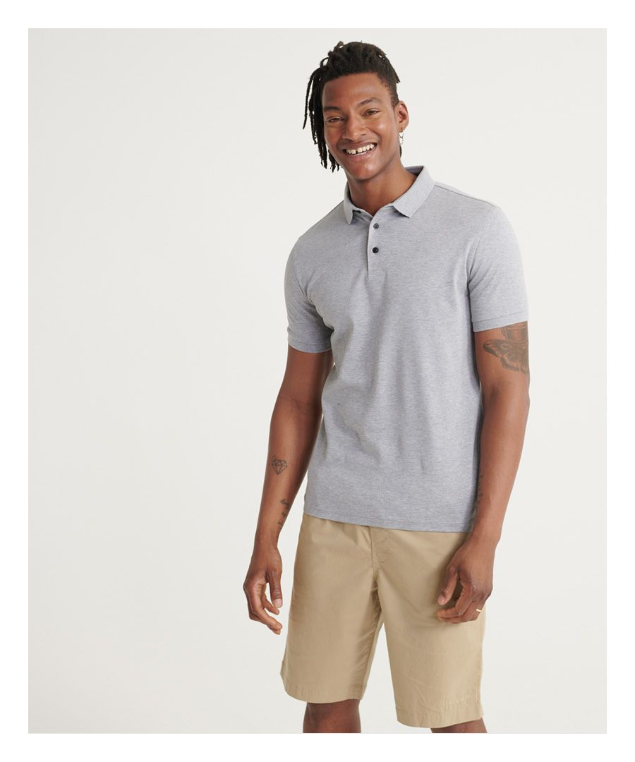 Image for Superdry Edit Short Sleeve Polo Shirt