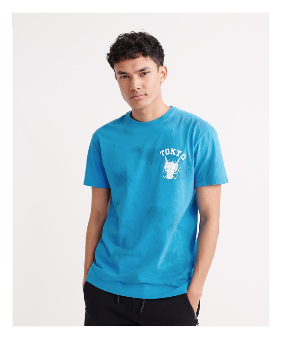 Image for Superdry Tonal Tiedye T-Shirt