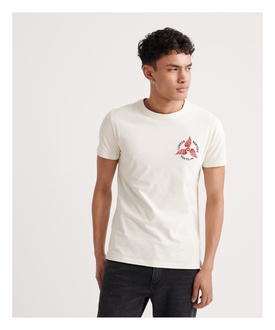 Image for Superdry Dry Goods Authentic T-Shirt