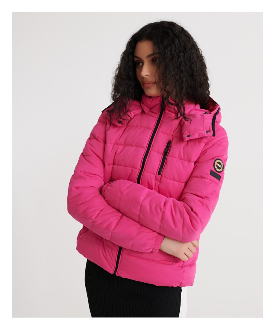 Image for Superdry Summer Microfibre Jacket