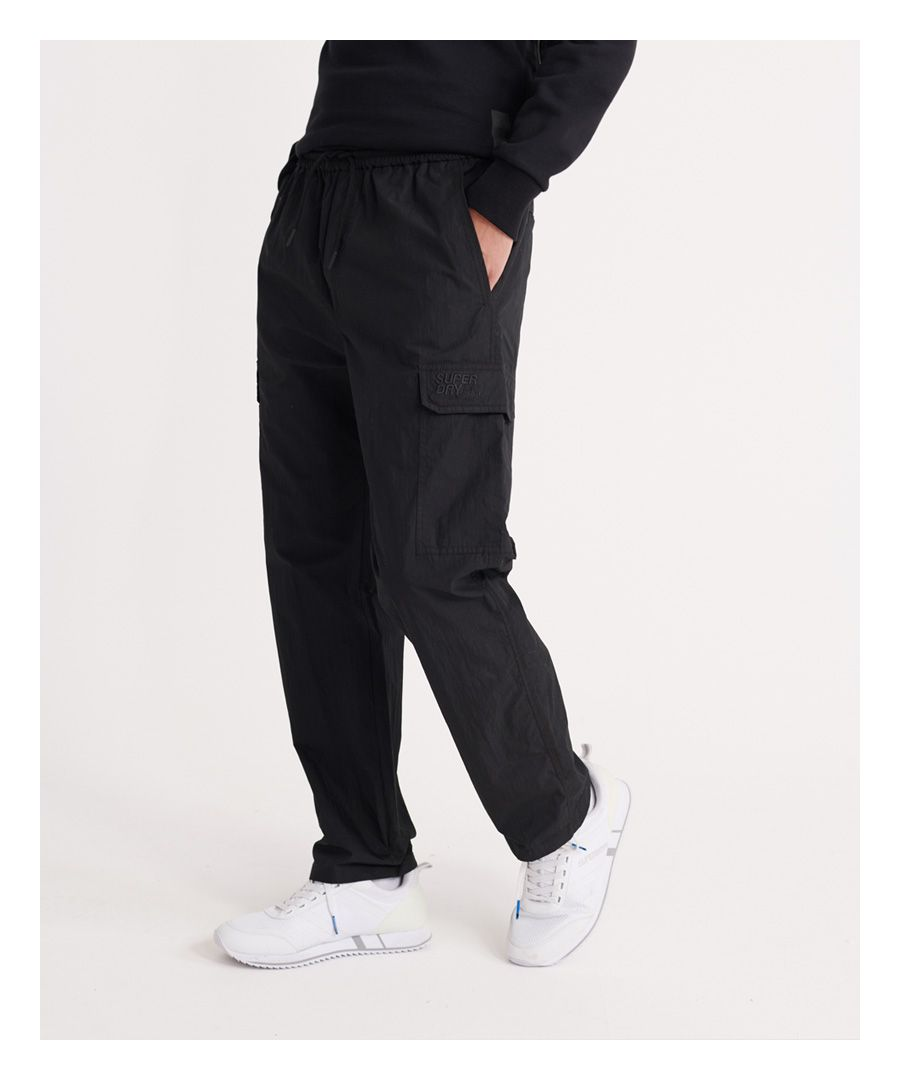 Image for Superdry Nyco Cargo Pants