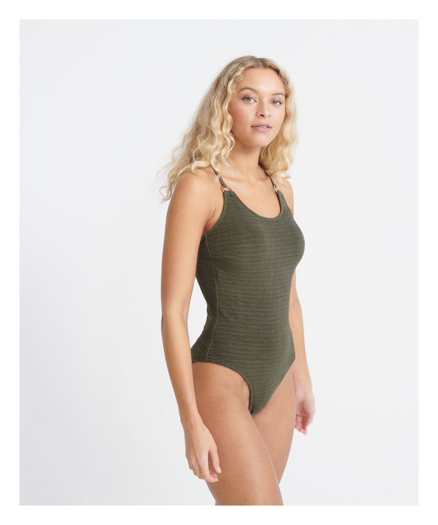 Image for Superdry Alchemy Circle Swimsuit