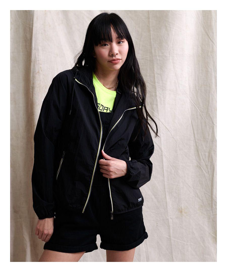 Image for Superdry Zip Pop Cagoule Jacket