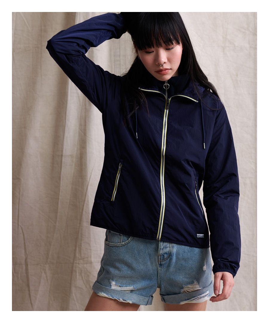 Image for Superdry Zip Pop Cagoule Jacket