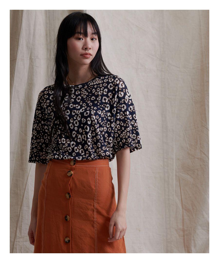Image for Superdry Desert Linen T-Shirt