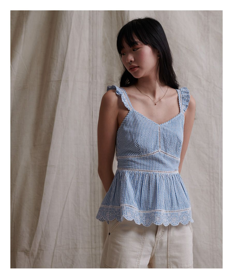 Image for Superdry Gia Cami Top