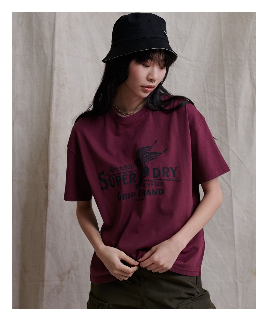 Image for Superdry Dry Good Box Fit T-Shirt
