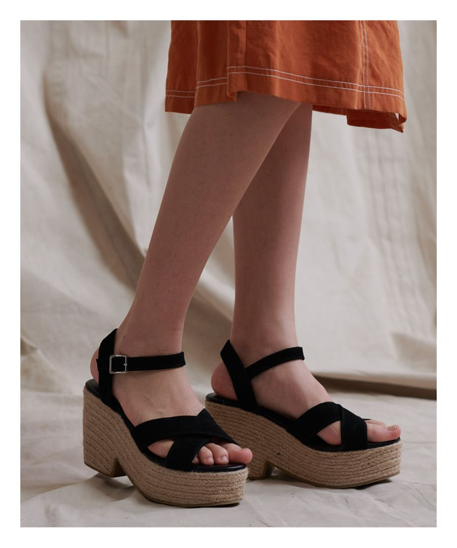 Image for Superdry High Espadrille Sandals