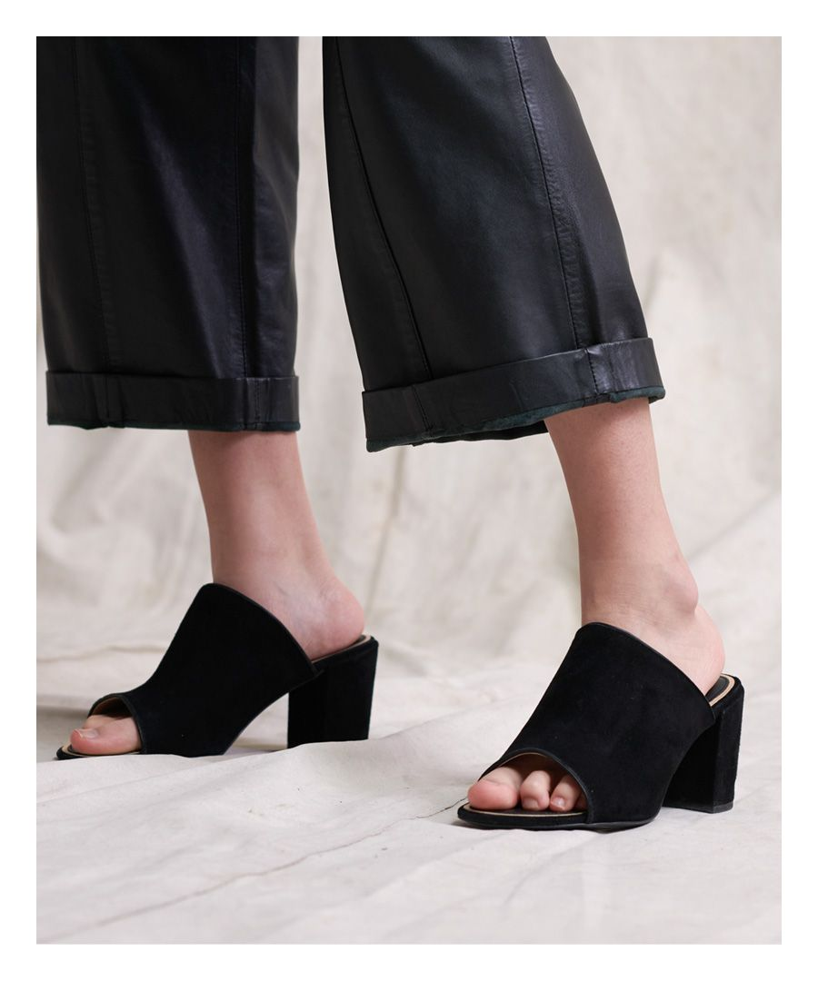 Image for Superdry Edit Mules